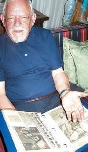 Rafael Bermúdez Mora en 2009