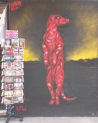 Arte en la calle de Brick Lane