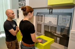 Nimrod, uno de los primeros computadores. Foto de Jörg Metzner