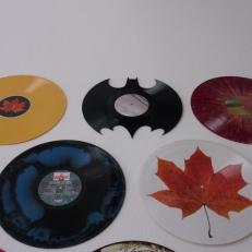 Discos de colección de GZ Media